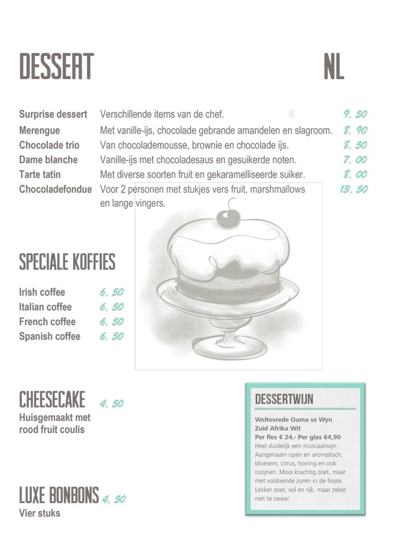 Diner NL 2017